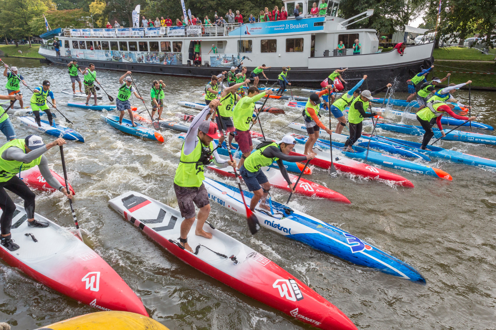 SUP11 City Tour – 220km
