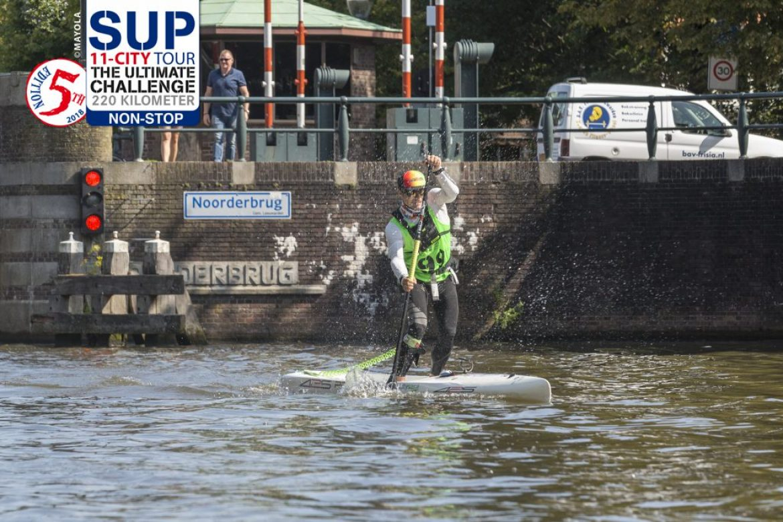 SUP11 City Tour 2018 NON-stop event